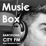 Music Box CITY FM - 190216 - Show 1