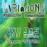 VARIATIONS 01.11.2013