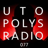 Utopolys Radio 077 - Uto Karem Live from Womb, Tokyo (JP)
