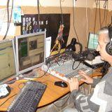 Szigetvár trip 2006. augusztus 20 - Vadász Csaba és Kovács Balázs mikrofont nyújt bárkinek, kollázs