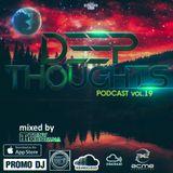 Deep Thoughts podcast # 19 with Dj Tony Montana [MGPS 89,5 FM] 13.01.2017