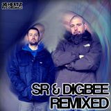SR and Digbee 'Remixed' DnB mix