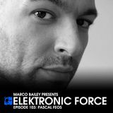 Pascal Feos @ Elektronic Force Podcast 103 (29.11.2012)