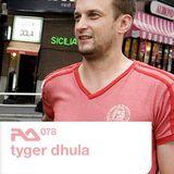 Tyger Dhula - Resident Advisor 078