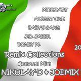 DJ NIKOLAY-D & JOEMIX DJ - Remix Collections (Italocell Mix)
