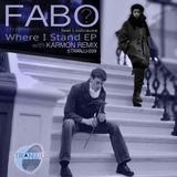 Fabo - ft Lostcause  -  Where I Stand (Karmon Remix)[Stranjjur]