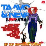 #28 Clownpocalypse (Clown Cults & Top 5 Controversial Costumes) Cat Control Radio w./ Taavo & Neva