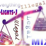 D-Lights-J Everything Illegal MIX