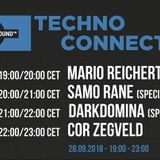 @Samo Rane : : Techno-Rave : : Live Radio show at Underground Techno Connection UK FM at 28/09/18