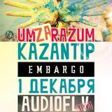 DJ GARIY @ live EMBARGO - UmZaRazum KAZANTIP Z:XX