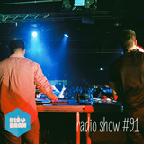 Kisobran radio show #91