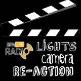 Lights, Camera, Reaction - Week 6 (12 November 2015)