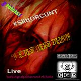 #SlittORCUNT @ D.G.Radio - The Restless Demon! LIVE PODCAST