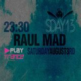 RAUL MAD - Guestmix Solotrance Day 2013