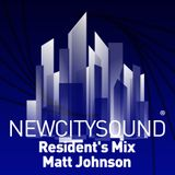 NCS Resident's Mix: Matt Johnson - Spring 2015 House Mix