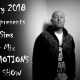 RAVE EMOTIONS RADIO SHOW (13RaVeR) - 7.02.2018. Ben Sims Guest Mix @ RAVE EMOTIONS
