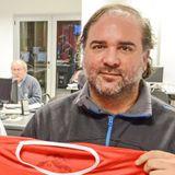 IF Radio nota a Gaston Sobisch Pte de Independiente Neuquen