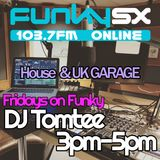 DJ Tomtee @ Radio Show (5th April 2019) Pt. 2 House/UK Garage/Deep/Tech