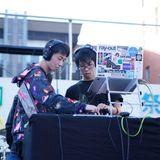 2016年度山梨大学園祭屋外ステージDJ gekko B2B よすぅ〜 再現MIX