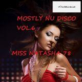 MOSTLY NUDISCO VOL.6 DJ MISS NATASHA78
