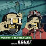 Vovapcp & Tsaritsa Logiki - SQUAT [somatik podcast#10]