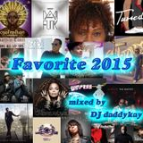 Favorite 2015