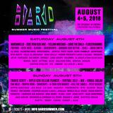 DEVAULT - LIVE @ HARD Stage HARD Summer Festival, 05/08/18