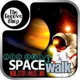 SPACEWALK V.3.0 DJ JES ONE NON STOP HOUSE MIX GROOVE SHOP NORTH 2014