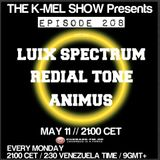 Redial Tone - The K-mel show, episode 208