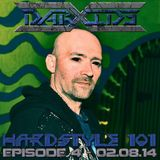 DarXide presents Hardstyle 101 - Episode 04 (Live from the Oceana Blue Party)