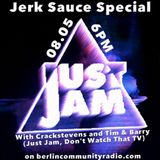 Jerk Sauce Just Jam Special