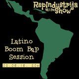 RepIndustrija Show 92.1 fm / br. 53 Tema: Latino Boom Bap Session