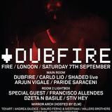 Carlo Lio - Live @ Fire London (UK) 2013.09.07.