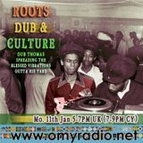 Roots, Dub and Culture