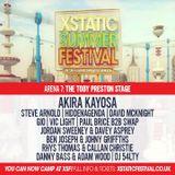 Akira Kayosa - Xstatic Summer Festival 2015