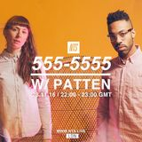 555-5555 w/ Patten - 28th November 2016