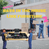 BASS IN THE HOUSE LIKE FURNITURE 2