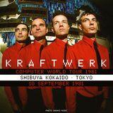 Kraftwerk - Shibuya Kokaido, Tokyo, 1981-09-10
