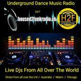DJ Brando Housed2Funk Radio 2017/1/17