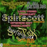 Spinscott Live on DrumTheory 101 hosted by Skypex streamed on www.EverydayJunglist.com