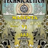 Magenta @ UV Bar, Goa - 2013-04-25