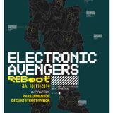 Bandaufzeichnung #1 | November 2014 | Electronic Avengers 15/11/14