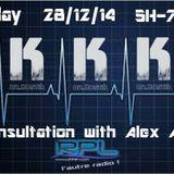 Dr Kostik consult with Alex Ace 28/12/14 @RPL99FM