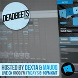 DeadBeets Radio 014 - 12/07/13 - Hosted by Dexta & Mauoq