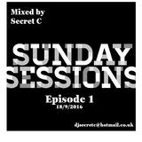 Sunday Sessions - Episode 1 - 18/9/2016
