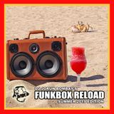 DJ JORUN BOMBAY PRESENTS : FUNKBOX RELOAD - SUMMER SOLSTICE 2019