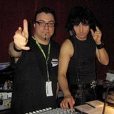 2008 - 02 - 24 INTERVISTA A STEVE SYLVESTER ESTRATTO MATERIALE RESISTENTE RADIO SHOW
