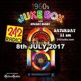STUART BUSBY'S 1960's JUKEBOX - 8-7-2017 - 242 RADIO