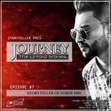 Journey - 87 Storyteller October Mix on Cosmos Radio - Germany [05.10.18]