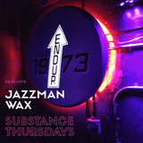 Jazzman Wax Live @ Substance Thursdays, The End Up. San Francisco, US (02-21-19)